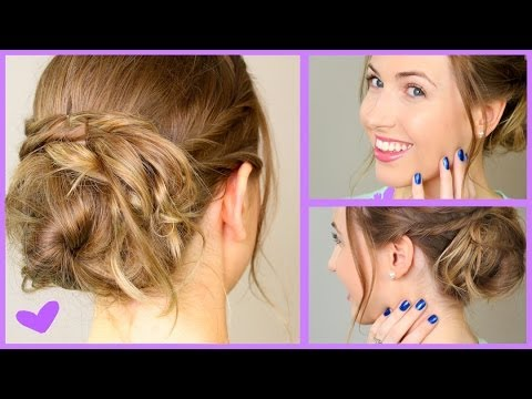 A 3 Minute Spring Look || ♥ All Things Hair