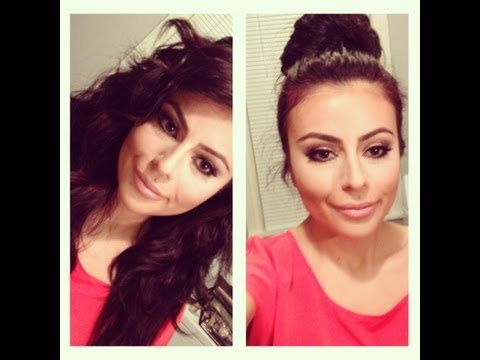 Lilly Ghalichi (Shahs of Sunset) Inspired Make Up Tutorial