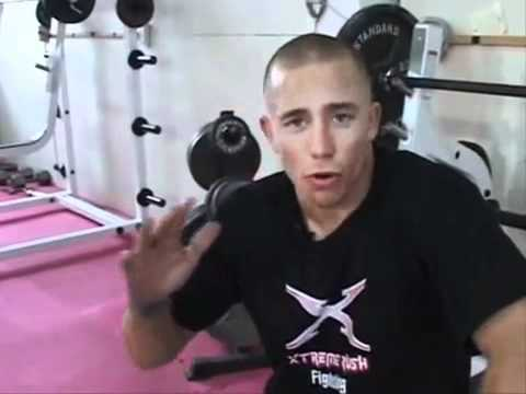 Georges St. Pierre - MMA Takedowns Image 1