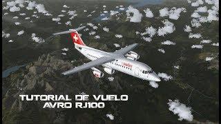 Tutorial del Avro RJ100