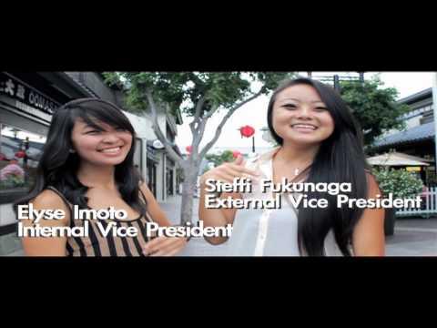 Nikkei Student Union UCR Staff Intro 2012-2013