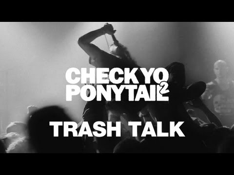 Trash Talk Perform &quot;Explode + Dig&quot; at the Echoplex - CYP2