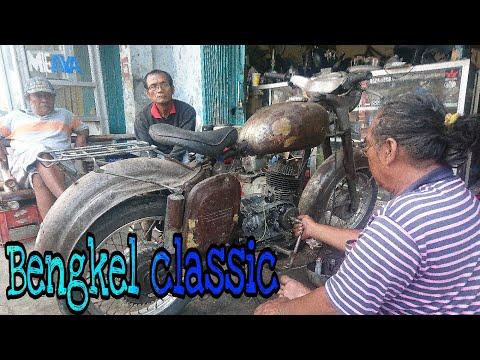 Bengkel classic' Babe Supri ; khusus Motor Rx King,Vesva, Honda Cb,Mercy dll. | Bocah Rx King 97#25