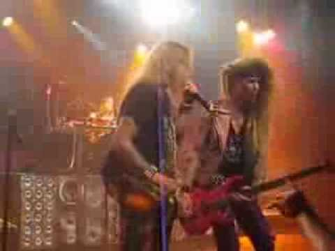 Steel Panther - Glory Hole - Vancouver video