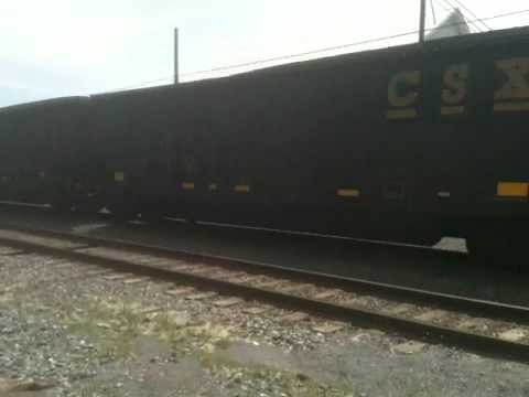 CSX coal drag @ Rockwood, PA