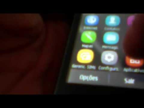 Problemas na memória do celular NOKIA C2-06
