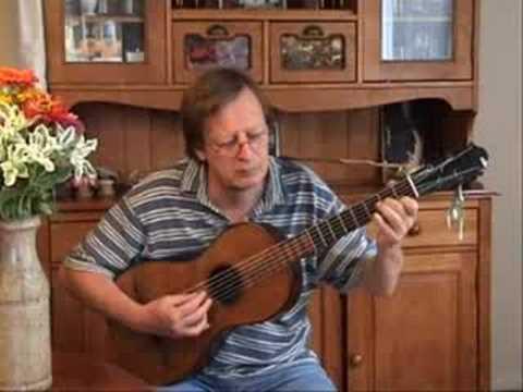 Ferdinando Carulli - Valse Allegretto - Romantic guitar