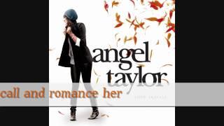 Watch Angel Taylor Make Me Believe video
