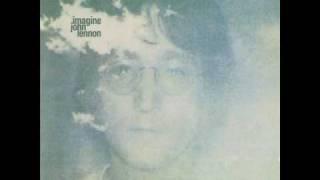Watch John Lennon Oh My Love video