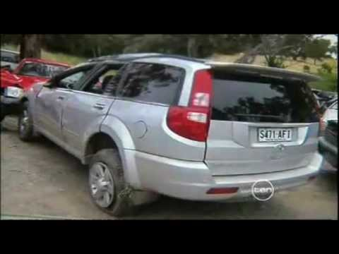 Great Wall Motors in Channel 10 News Australia