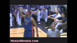 Rasheed Wallace Ball Don't Lie Compilation