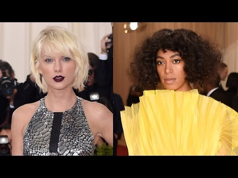 Solange Knowles SHADES Taylor Swift On Twitter After Met Gala?
