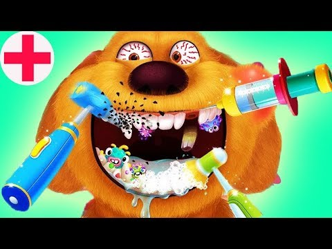 Furry Pet Hospital - Fun Animation Game Treat Cute Animals - Pet Doctor Kids Games