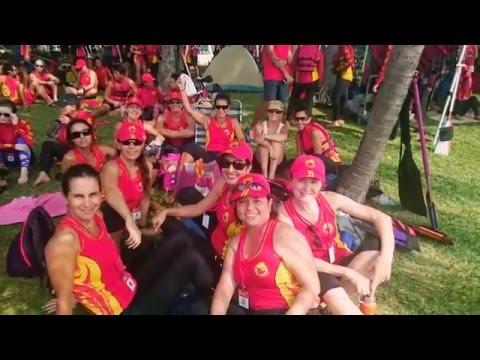 Spanish Armada Dragonboat Team - SAVA Sprint 2016