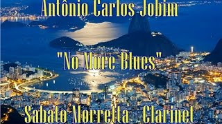 "I LOVE BRAZIL Antônio Carlos Jobim ""NO MORE BLUES"""