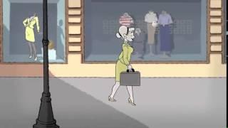'Tua nhanh' cuộc đời người phụ nữ trong 4 phút