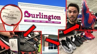 Hunting for Soccer Cleats at Burlington Coat Factory!