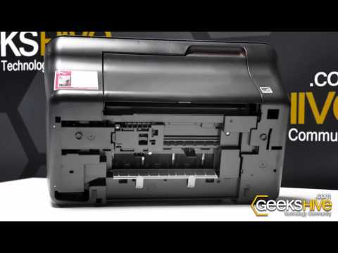 Impresora HP Deskjet 3050 All in One - review by www.geekshive.com (español)
