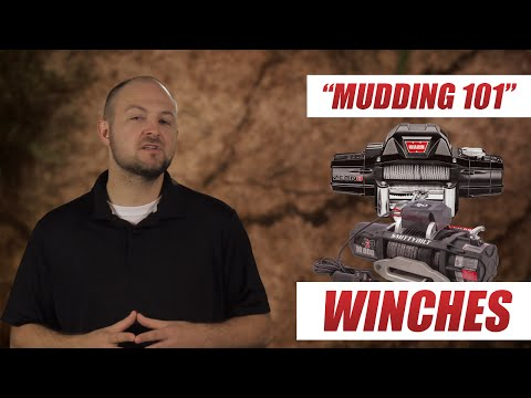 Mudding 101: How to Choose the Right Winch
