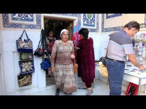 טיול  לאוזבקיסטן 19-30/5/2016 -  צילום ועריכה להב דוד