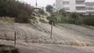 Southend-On-Sea Seafront Waterfall Hills 1 Watch In HD!