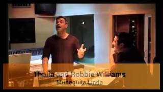 Thalia - Muñequita Linda,  FT Robbie Williams