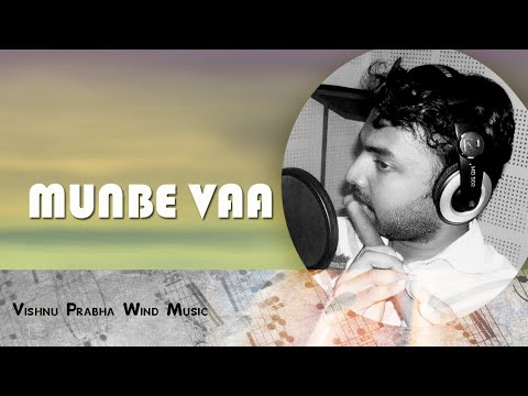 Munbe Vaa On Flute - By Vishnu Prabha video