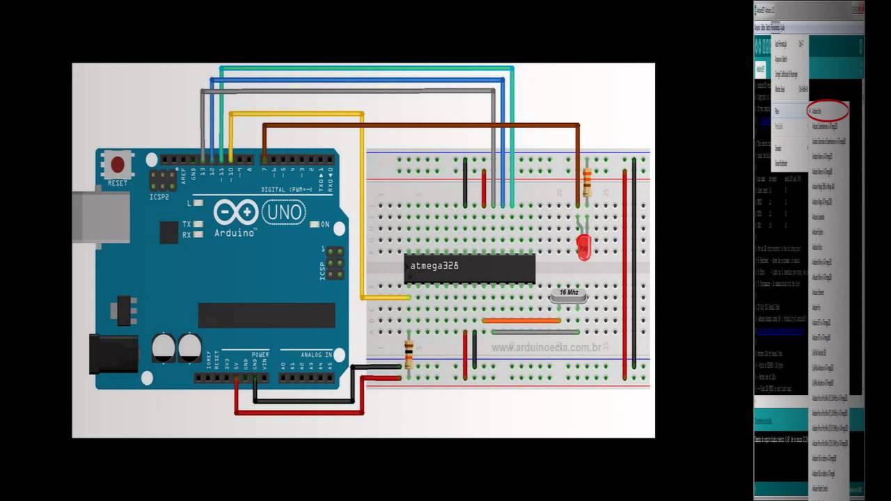 Arduino MEGA Instruction Set Booting
