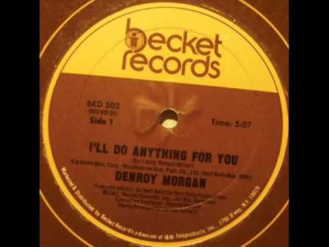I'll Do Anything For You - Denroy Morgan video