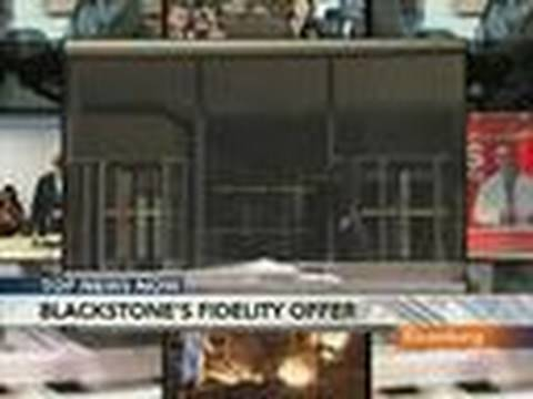 Blackstones Fidelity Offer May Exceed $15 Billion: Video