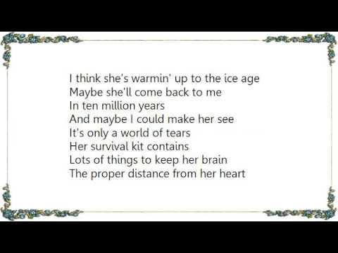 John Hiatt - I Think Shes Warming Up To The Ice Age