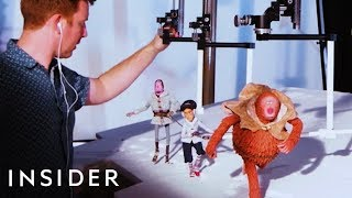 How Stop-Motion Movies Are Animated At The Studio Behind 'Missing Link' | Movies Insider
