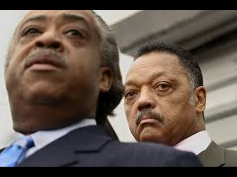Jesse Jackson, Al Sharpton, Michael Brown:  Black leadership in the Ferguson protests