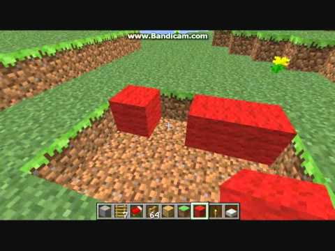 MineCraft 1.0.0- How to make a bunk bed