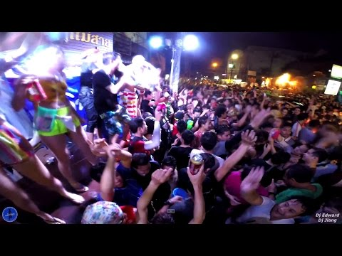 ChiangRai Songkran Festival 2015