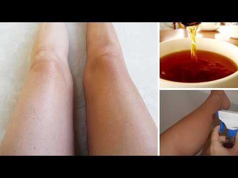 How to Make Your Own Homemade Self-Tanning Lotion