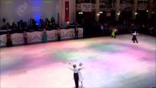 Junior Blackpool Dance Festival Juvenile Slow Foxtrot British Open Championships