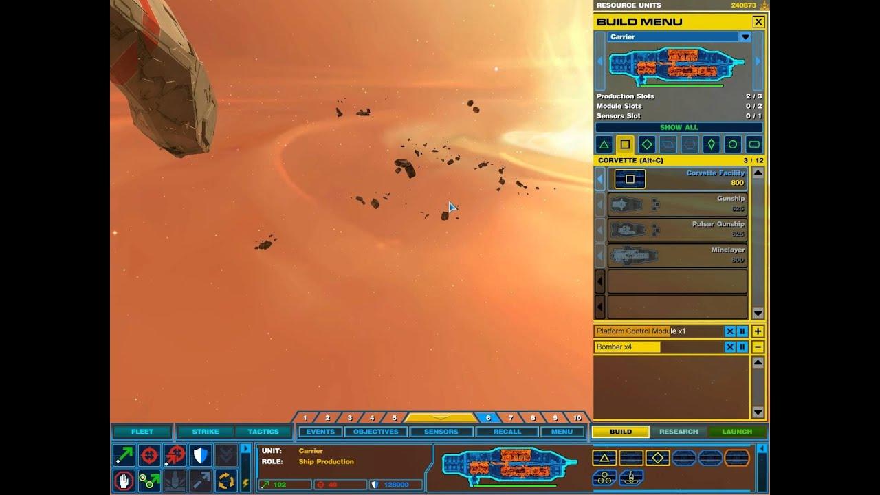 Прохождение игры Homeworld 2 найти