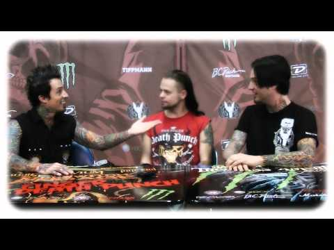Distortia: Trespass America Interview + Remember Everything (Live) Video by Jack Hall