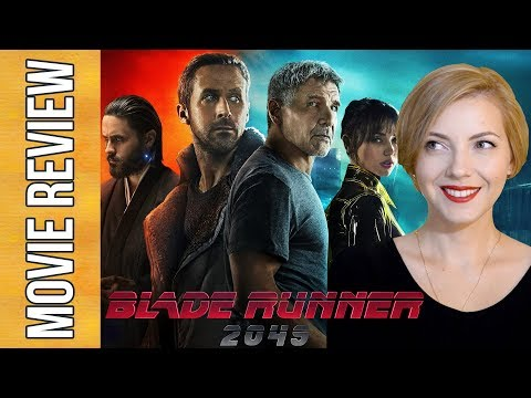 Blade Runner 2049 (2017) | Movie Review (no spoilers) streaming vf