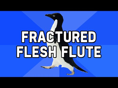 Awkward Situations: Fractured Flesh Flute [Call of Duty: Advanced Warfare Gameplay]