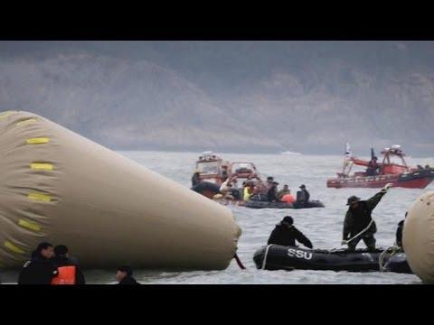South Korea Ferry Captain Under Arrest