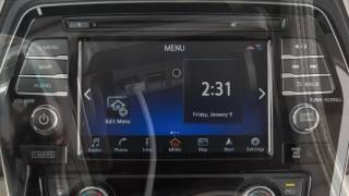 2017 Nissan Maxima - USB/iPod® Interface