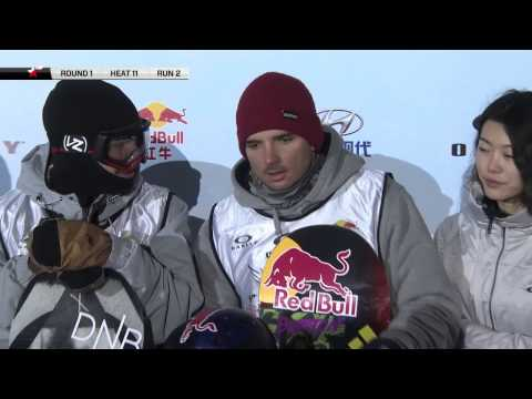 Marko Grilc - Air &amp; Style Beijing 2012 - Round 1
