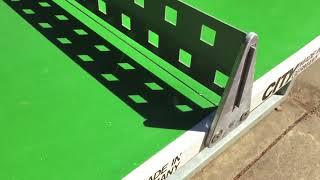 JOOLA City Outdoor Ping Pong Table