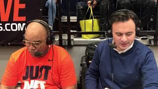 Coach Hillsman Postgame vs. Wisconsin