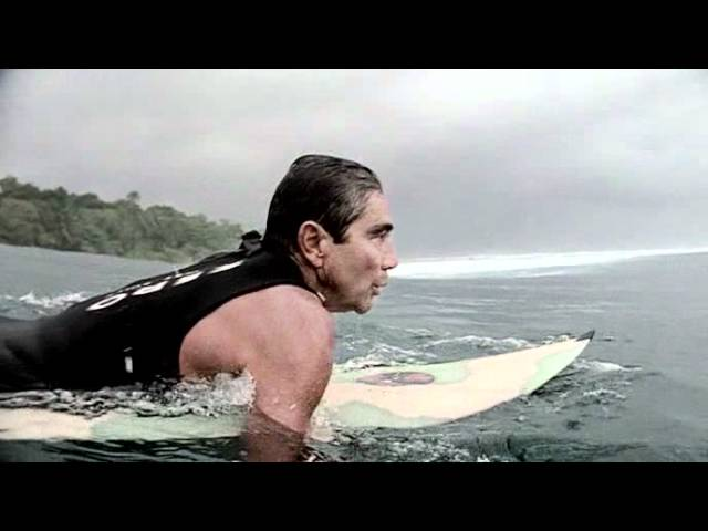 Gerry Lopez in Mentawai - From Water Man Film