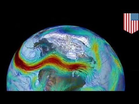 Longer winter may be caused by changing jet streams