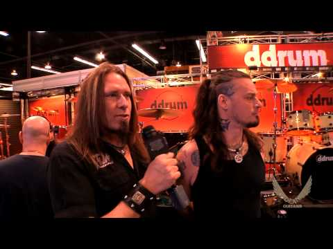 Dean Guitars / DDRUM 2014 Security Guard Paul
