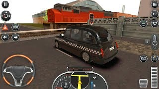 Taxi Sim #8 London Black Cab - City Taxi Driver - Android Gameplay FHD